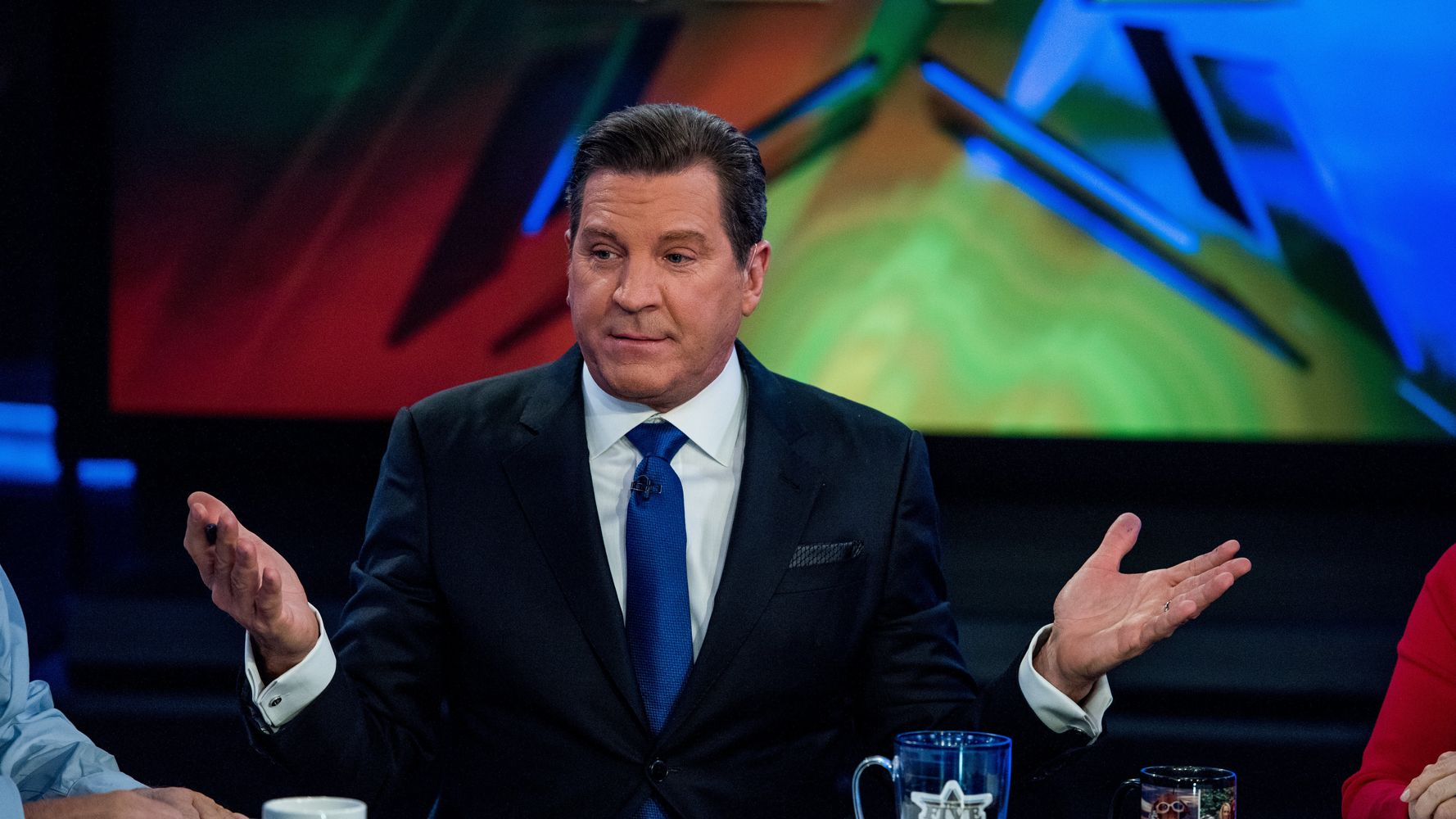 Fox News Host Sent Unsolicited Lewd Text Messages To Colleagues