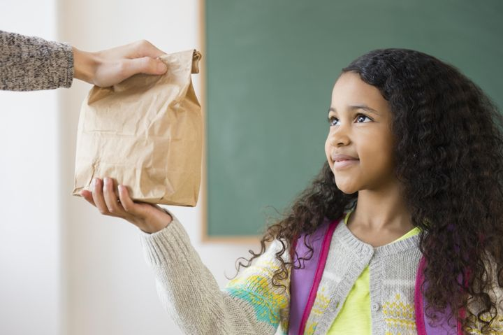 Fifty-nine percent of teachers said they regularly buy food for students who don't get enough to eat at home.
