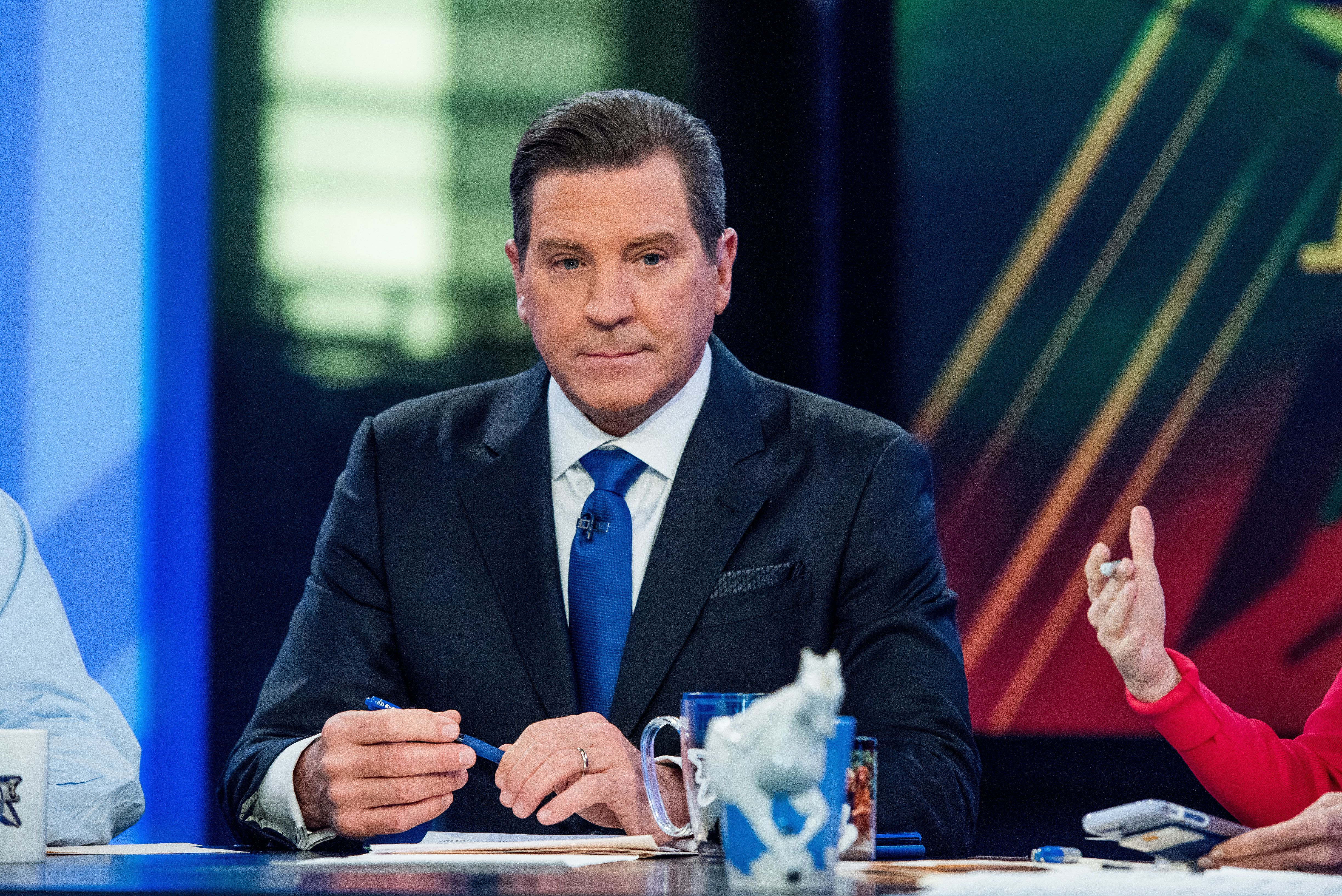 Why Isn't Eric Bolling on 'Fox News Specialists' Today?