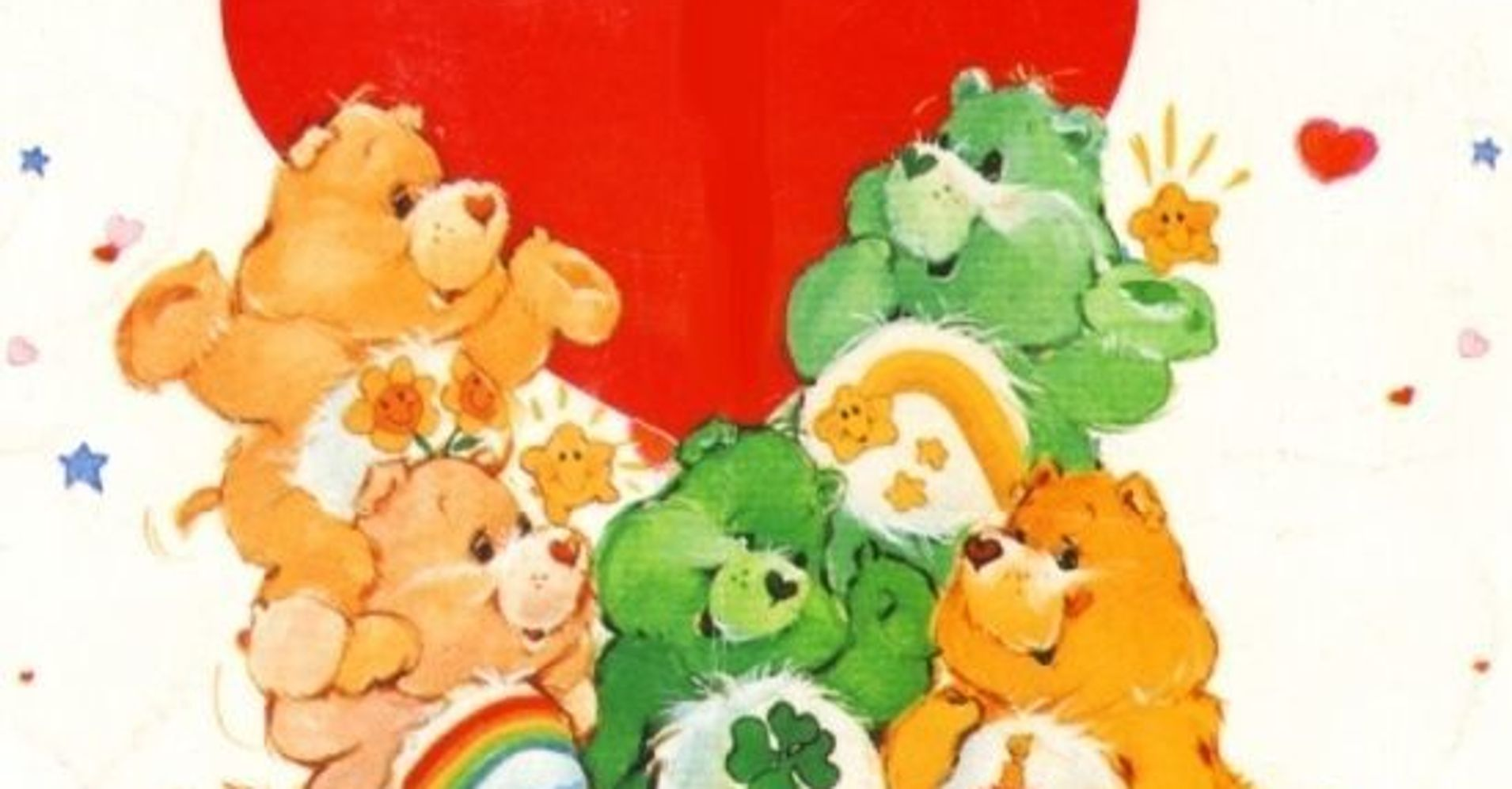 The Care Bears 35 Years Of Caring