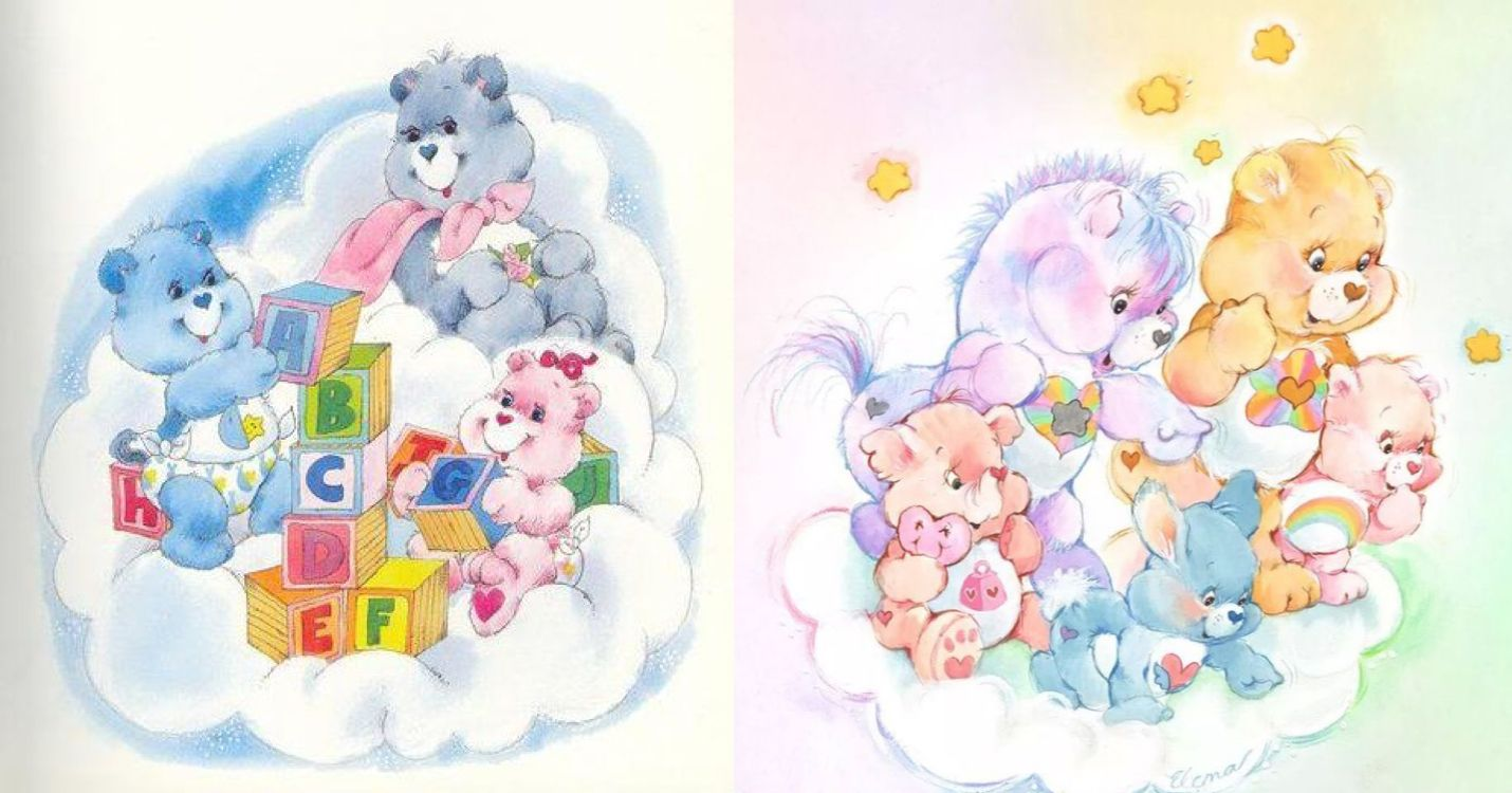 picture relating to Care Bear Belly Badges Printable named The Treatment Bears: 35 A long time of Caring HuffPost