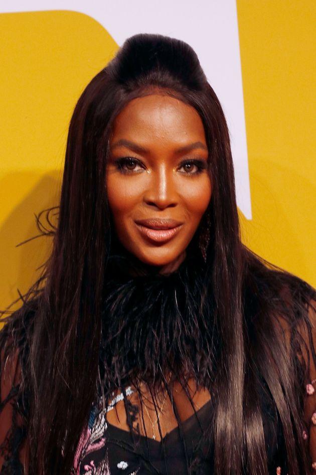 Naomi Campbell is Sandi's