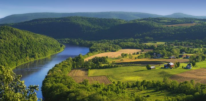 Six million people in Pennsylvania and neighboring states get their drinking water from the Susquehanna River. Major pollutio