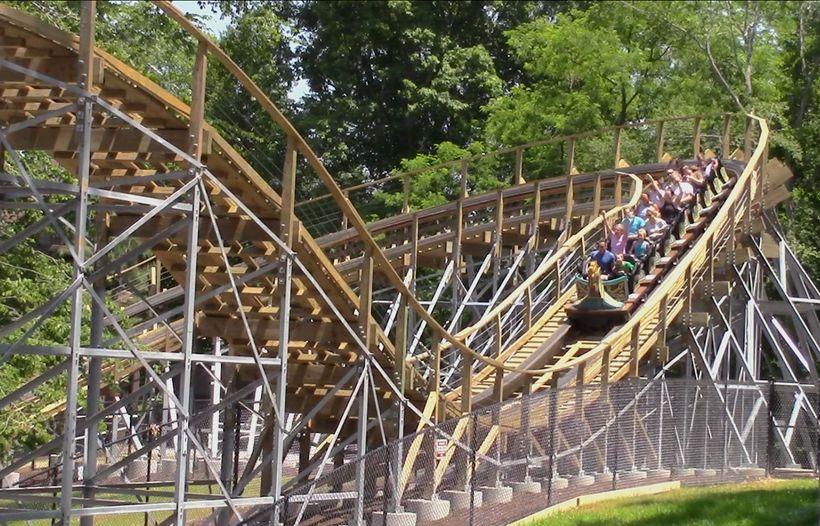 Busch Gardens Williamsburg - 315 Foot Roller Coaster, or No?   HuffPost