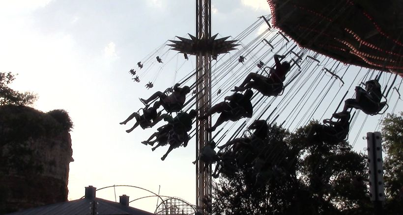 Busch Gardens Williamsburg - 315 Foot Roller Coaster, or No? | HuffPost
