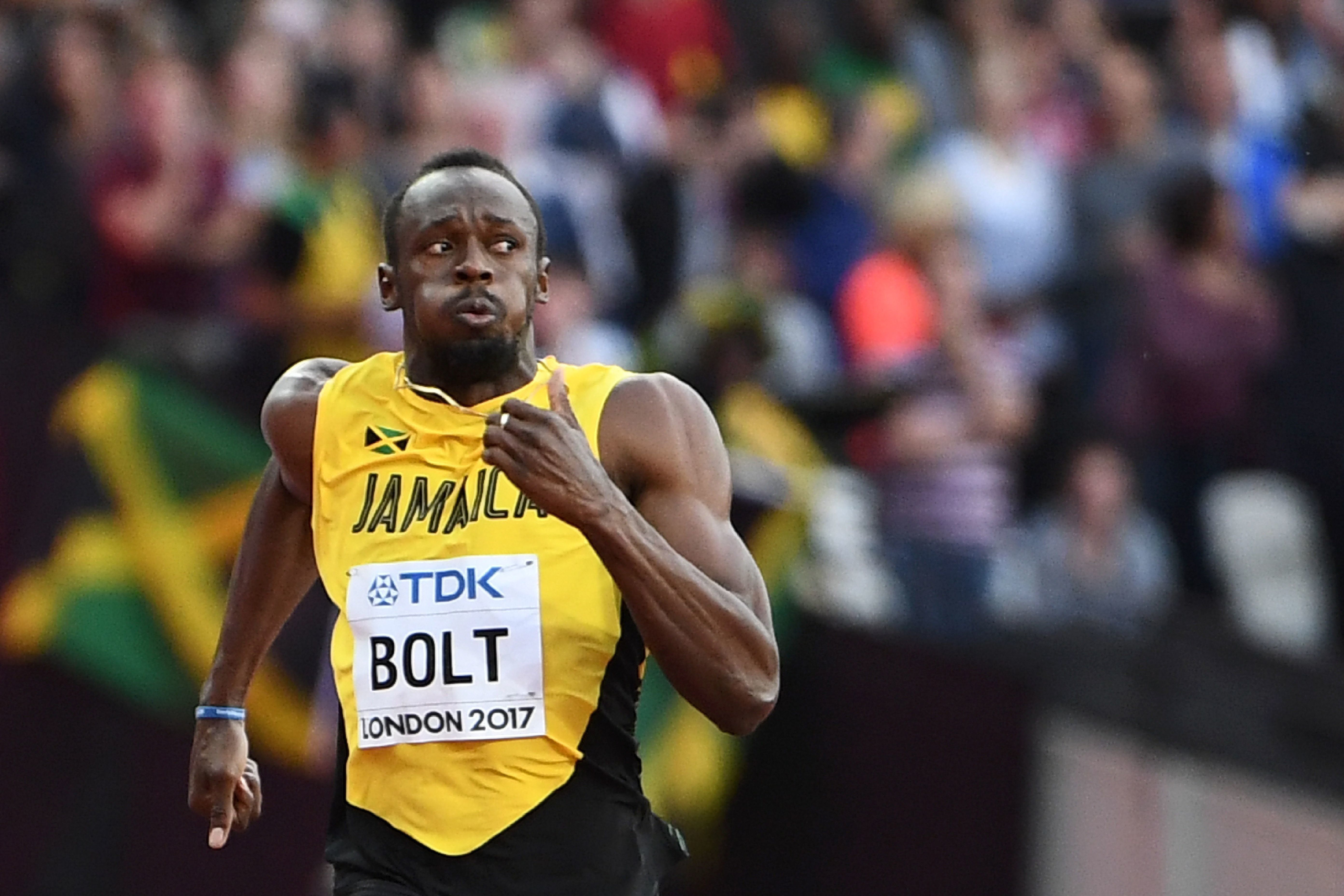Usain Bolt, Fastest In The World, Loses Final Solo Career