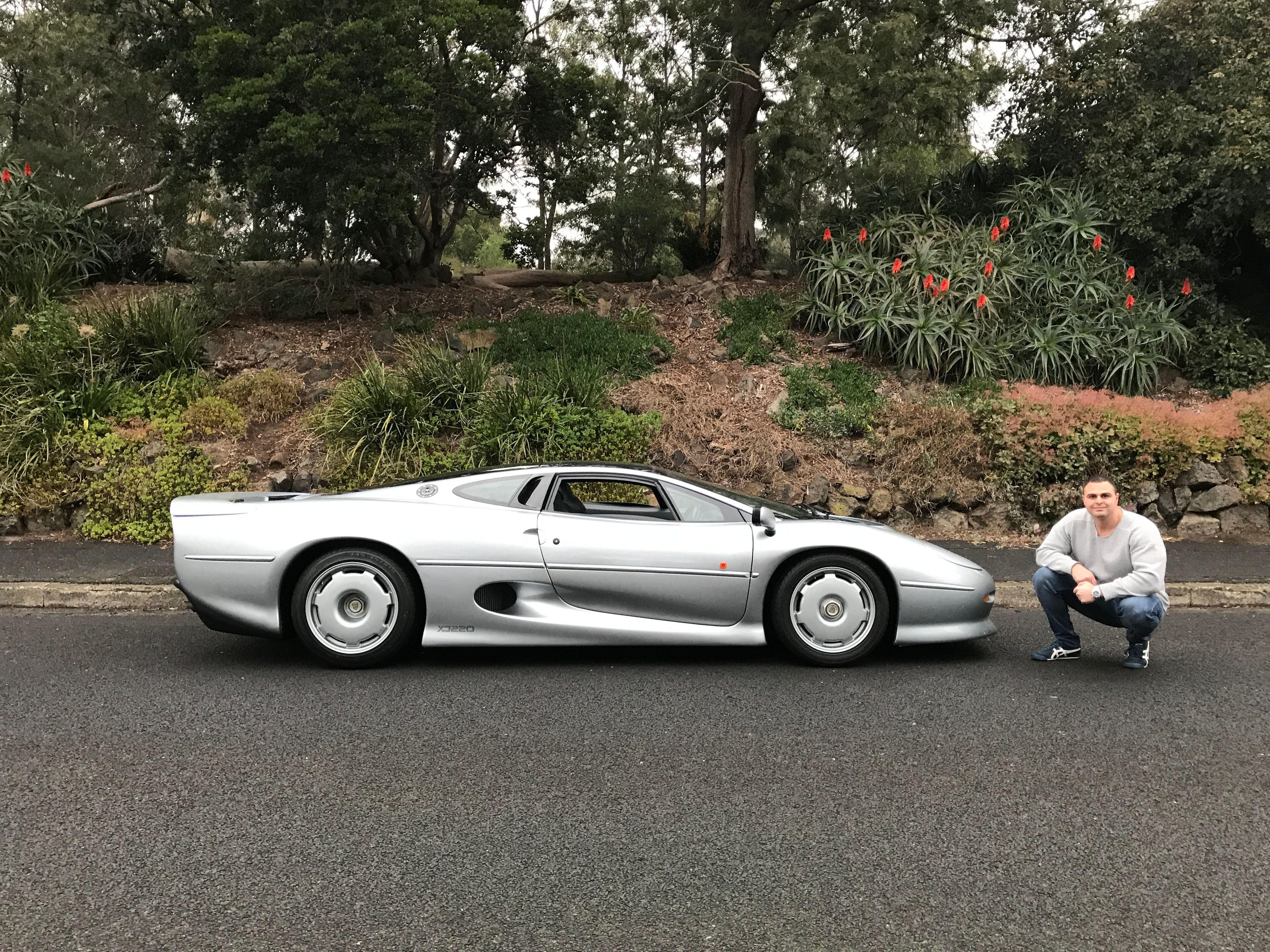 Charming Why Supercar When You Can HYPERCAR In The Iconic Jaguar XJ220! | HuffPost