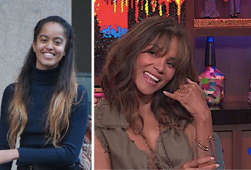 Halle Berry Reveals The One Problem Malia Obama Had Working As A