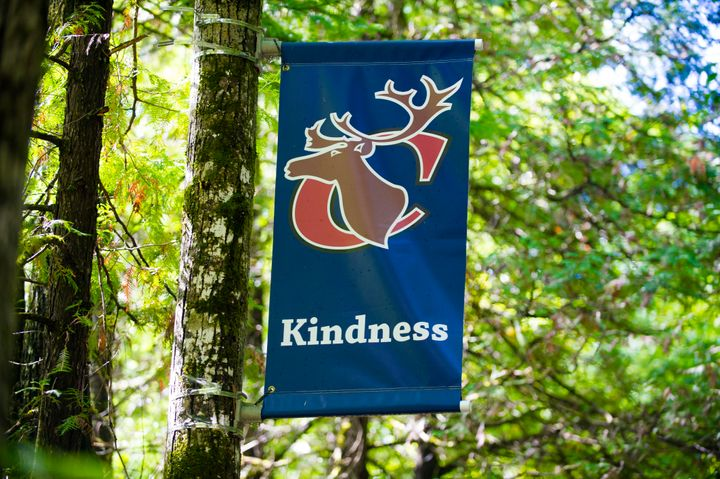 Campers learn a value that goes a long way in the business world: kindness.