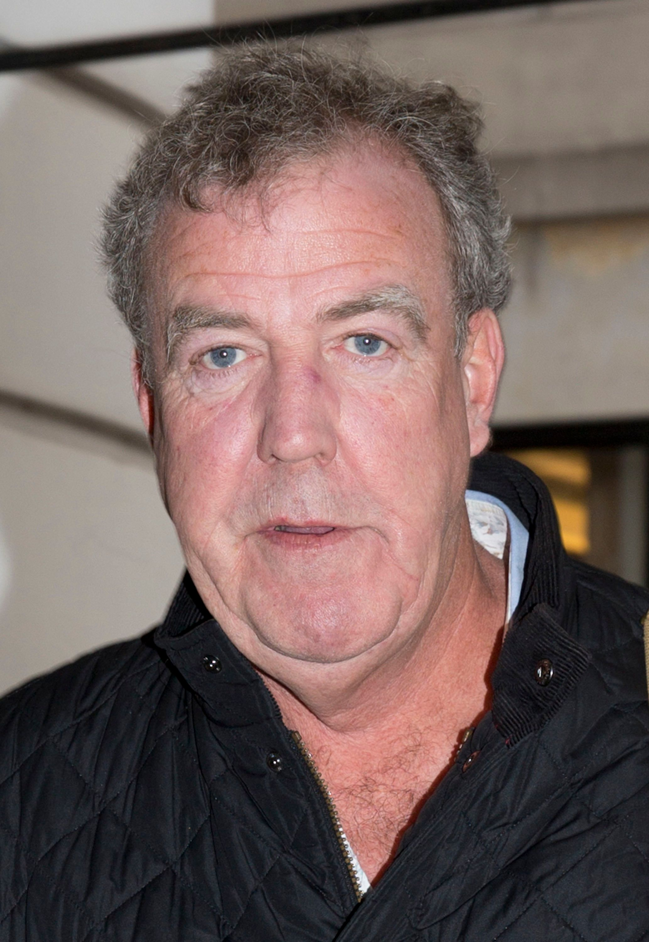 Former Top Gear Presenter Jeremy Clarkson Rushed To
