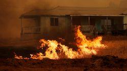 Massive California Wildfire Near Yosemite Sparked By Gunfire, Officials