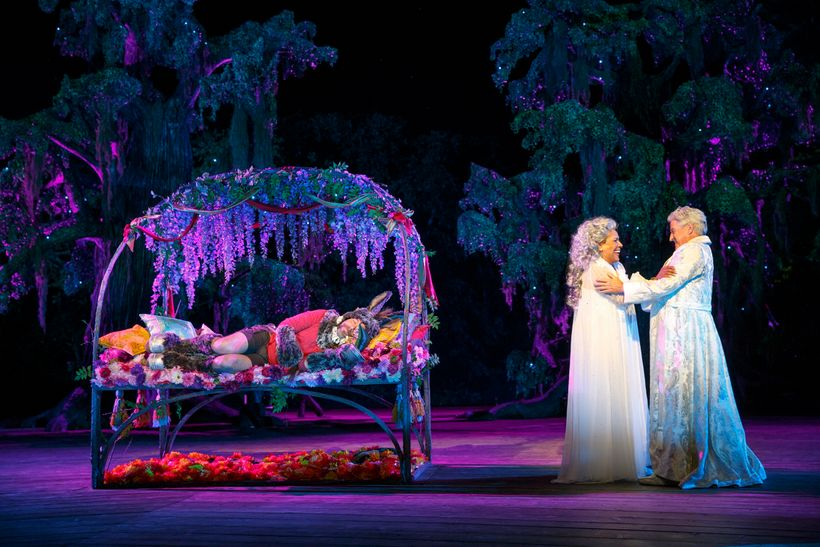 Stage Door A Midsummer Nights Dream Amerike The Golden Land