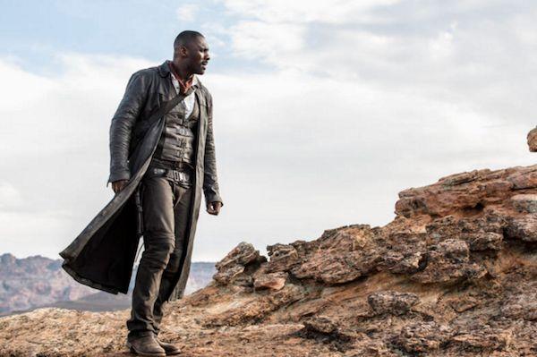 "Idris Elba stars as the Gunslinger in the film ""The Dark Tower."""