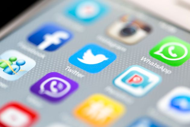 Social media platforms could face fines of up to £17