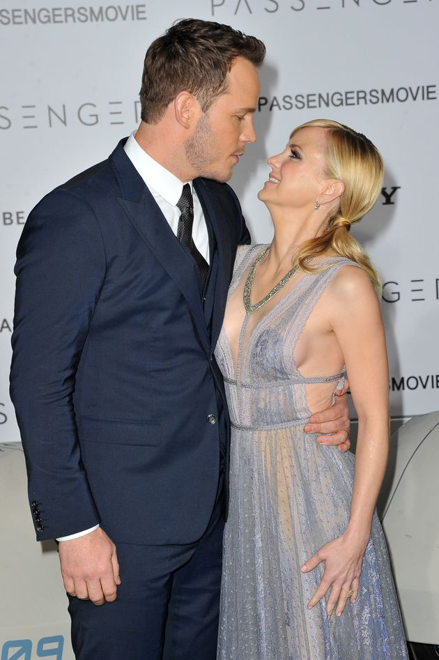 Chris Pratt and Anna