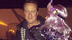 David Cameron Pictured Hugging A Corbynista Shows How Much Things Can Change In A