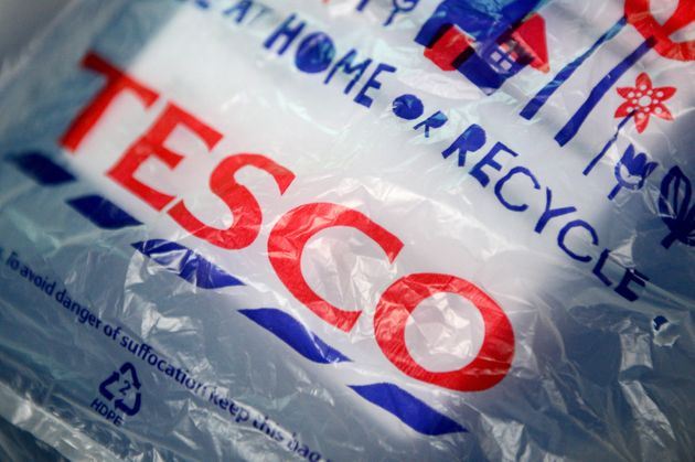 Tesco is scrapping 5p carrier