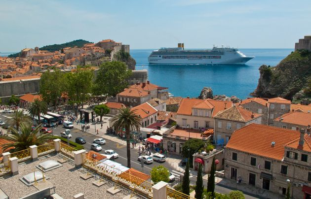 Dubrovnik may cut the number of cruise ships it allows in Dubrovnik by more than