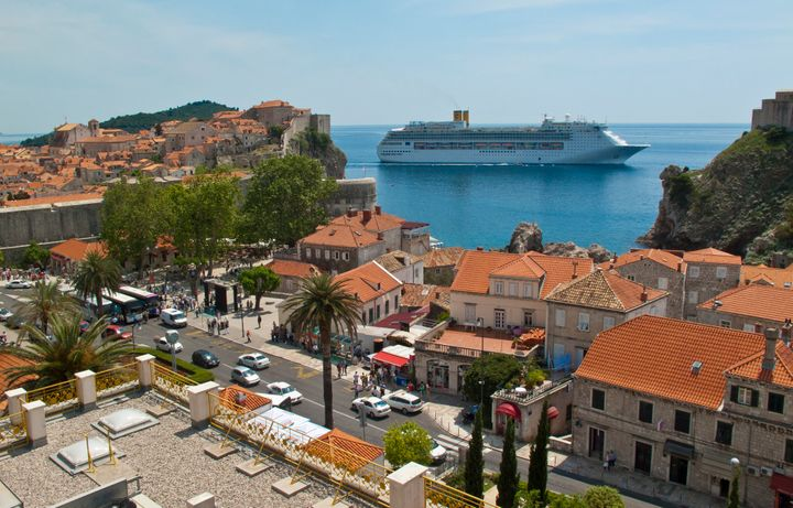 Dubrovnik may cut the number of cruise ships it allows in Dubrovnik by more than half.