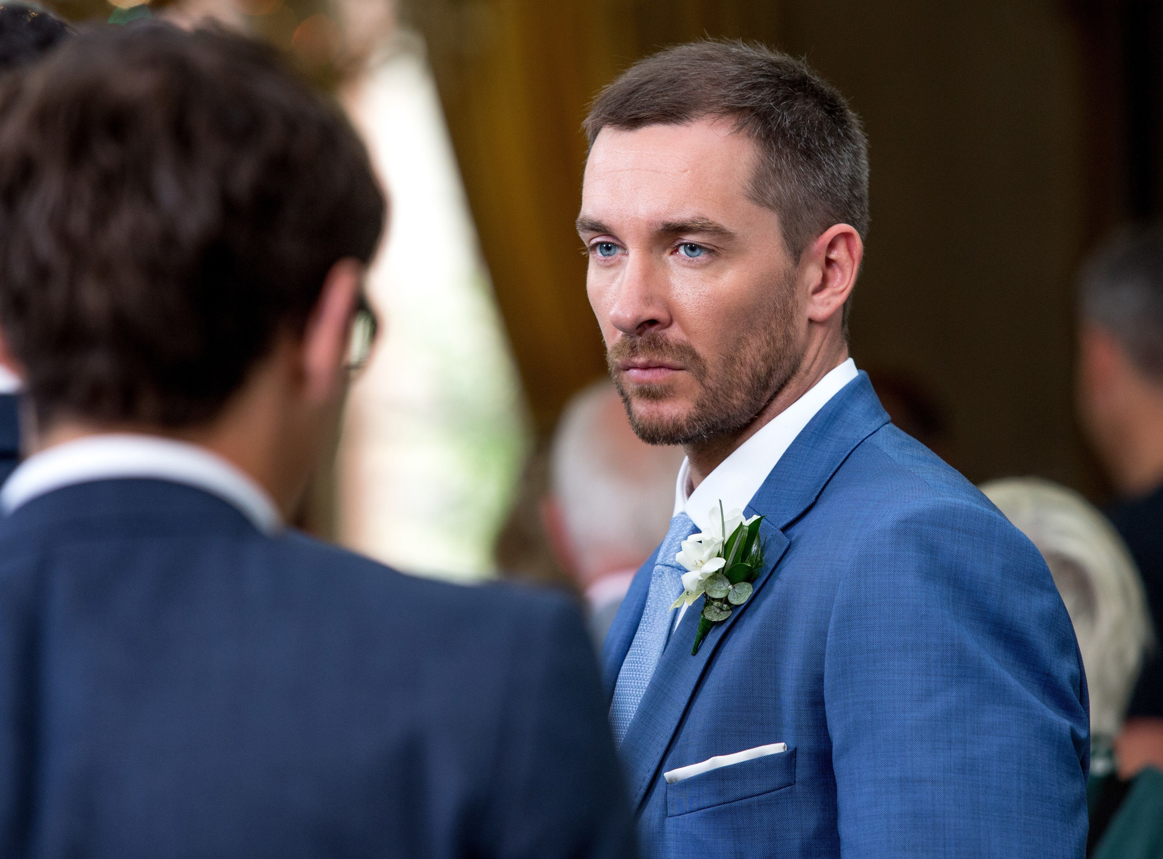 Spoiler! Pete And Leyla's Big Day Arrives In 'Emmerdale' - But Will They Make It Up The