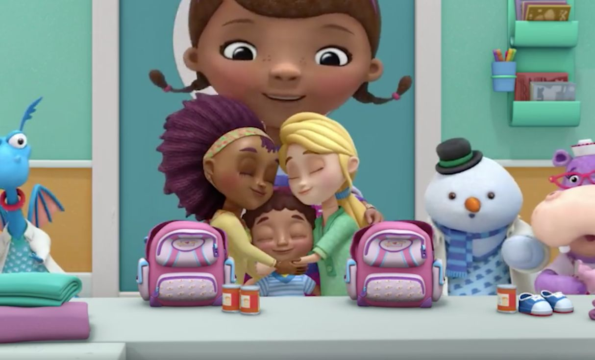 This Children's TV Show Has A Great Message With Its Two-Mum