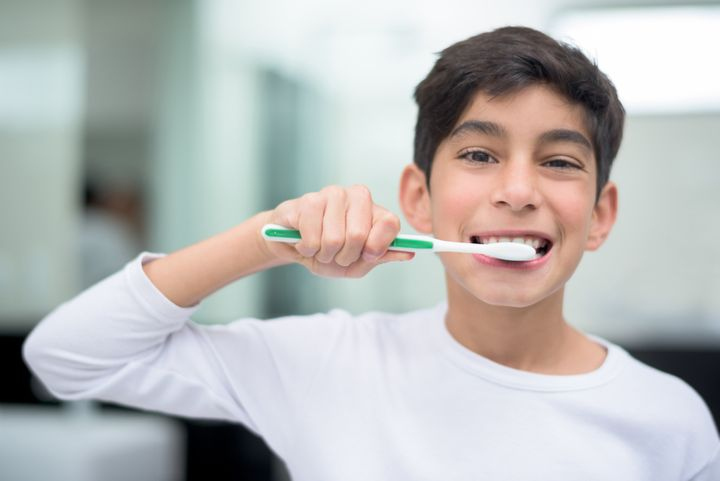 Are you brushing correctly?