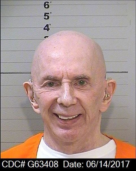 Phil Spector in a June 14, 2017 prison photo.