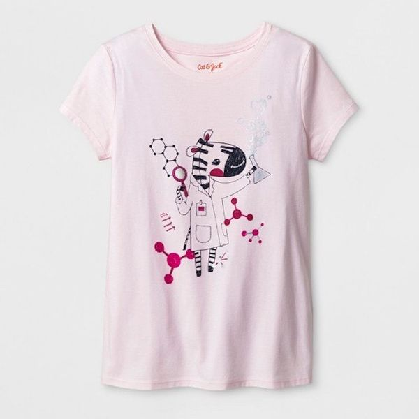 17 fantastically fun shirts for girls who love stem huffpost