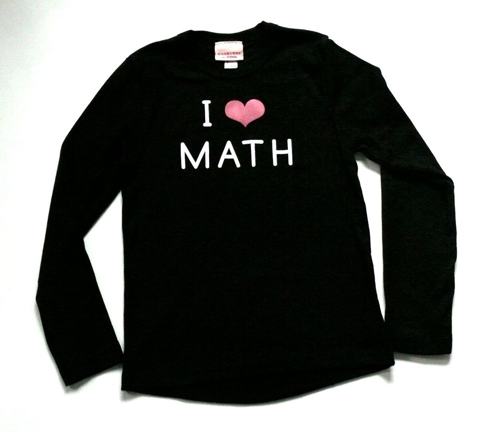 17 Fantastically Fun Shirts For Girls Who Love STEM   HuffPost Life