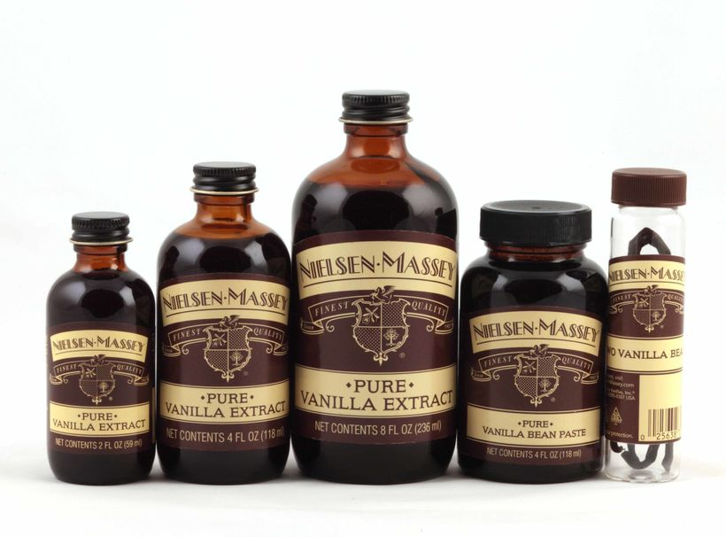 Nielsen-Massey Vanillas, all of which are Non-GMO
