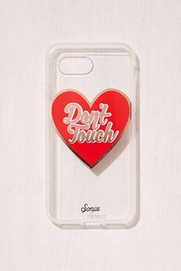 """<a href=""""https://www.urbanoutfitters.com/shop/sonix-dont-touch-iphone-766s-case?category=SEARCHRESULTS&color=100"""" target="""