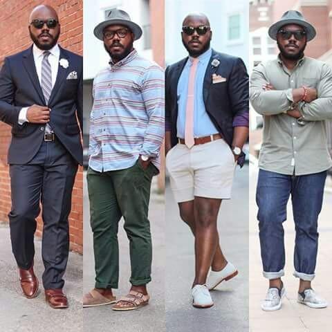 Male gay fashion