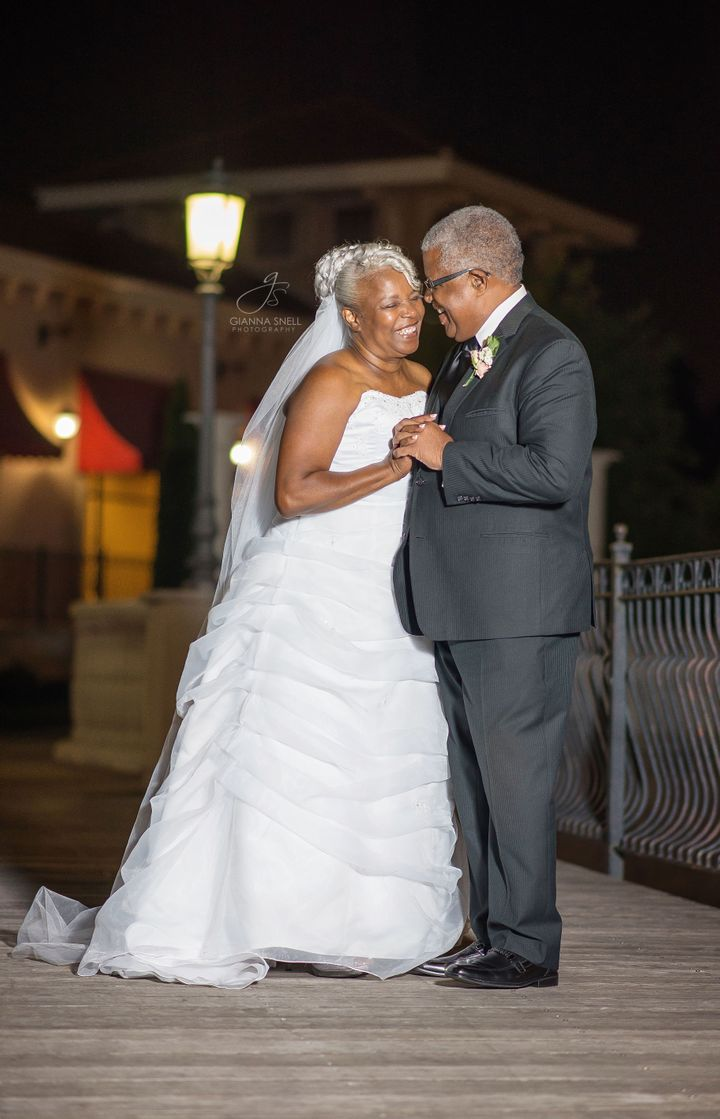 "The couple told their photographer they feel like they've known each other forever. ""They told me that they talk for hours every day that they don't need TV or other forms of entertainment to entertain them."""