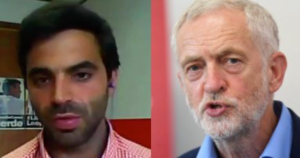 Jeremy Corbyn Slammed By Venezuelan Politician Over Comments On Protest