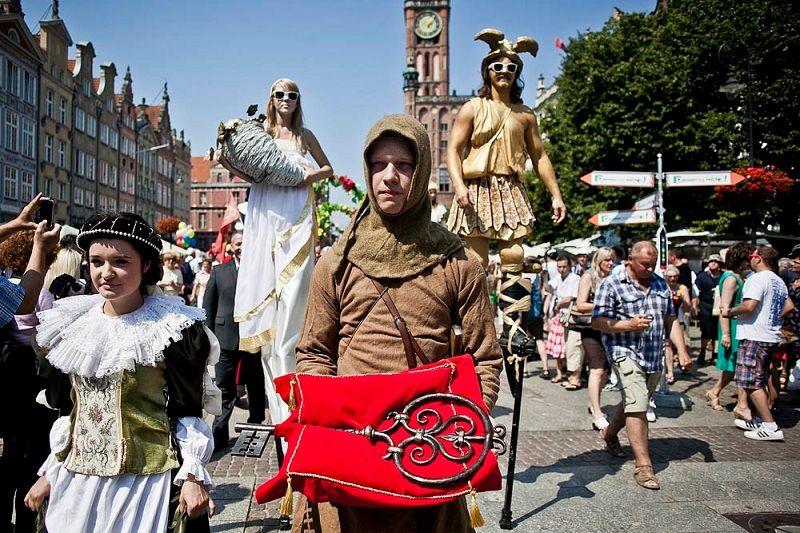 St. Dominic's Fair in Gdansk