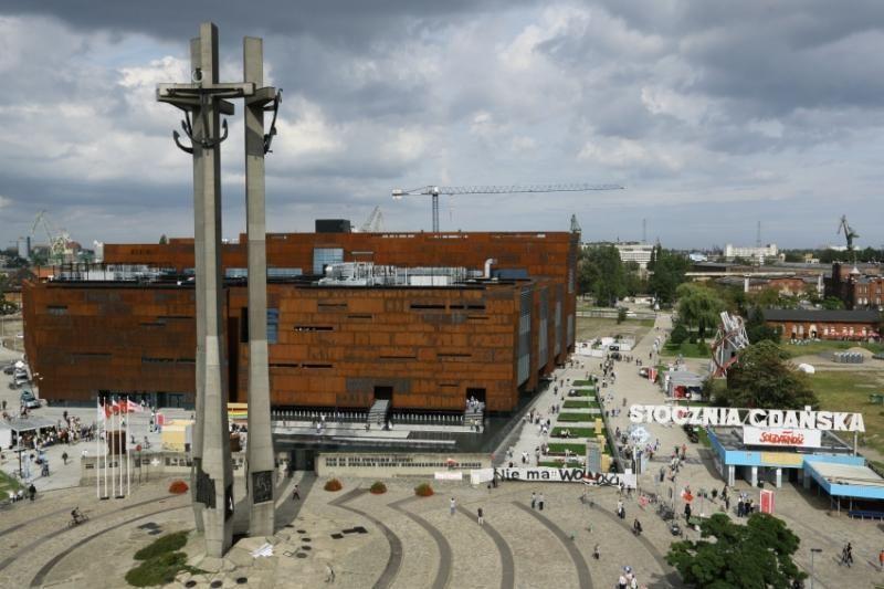 European Solidarity Center in Gdansk