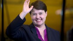 Ruth Davidson Criticises Theresa May's Immigration