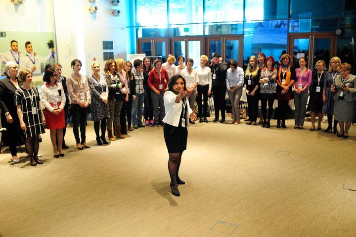 Coaching & Empowering Women around the world. Coach Gabriela Mueller Mendoza