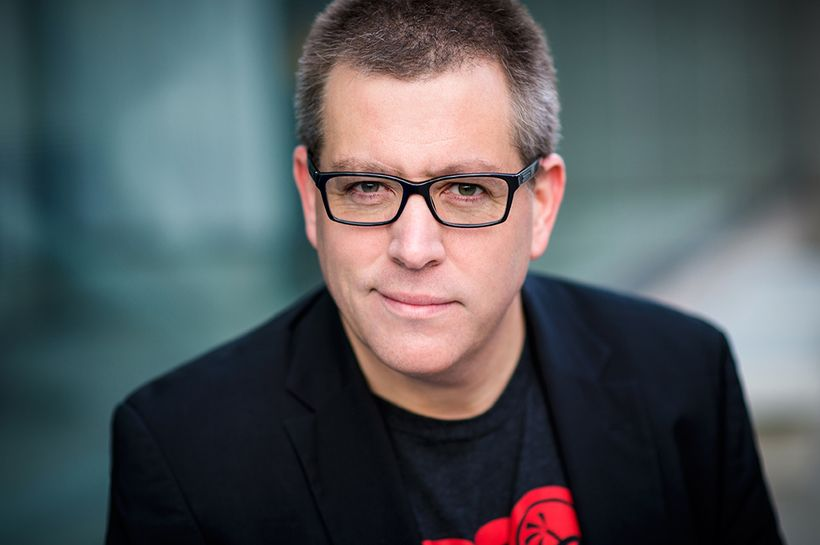 "Peter Shankman, entrepreneur and author of the forthcoming book, ""Faster Than Normal: Turbocharge Your Focus, Productivity, a"