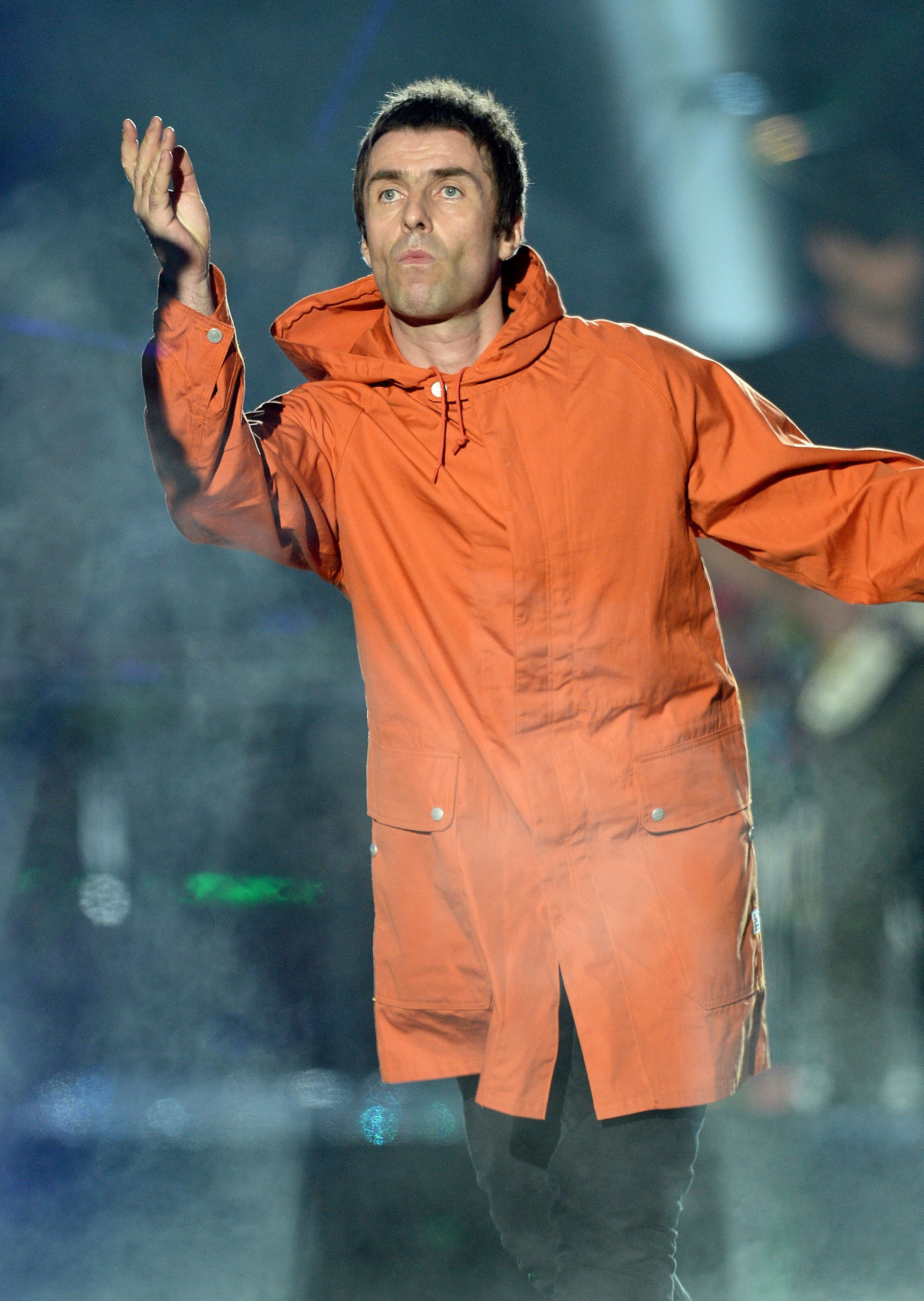 Liam Gallagher Is In No Rush To Film A 'Carpool Karaoke' With 'K***head' James