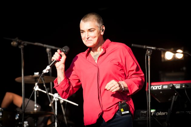 Sinéad O'Connor in