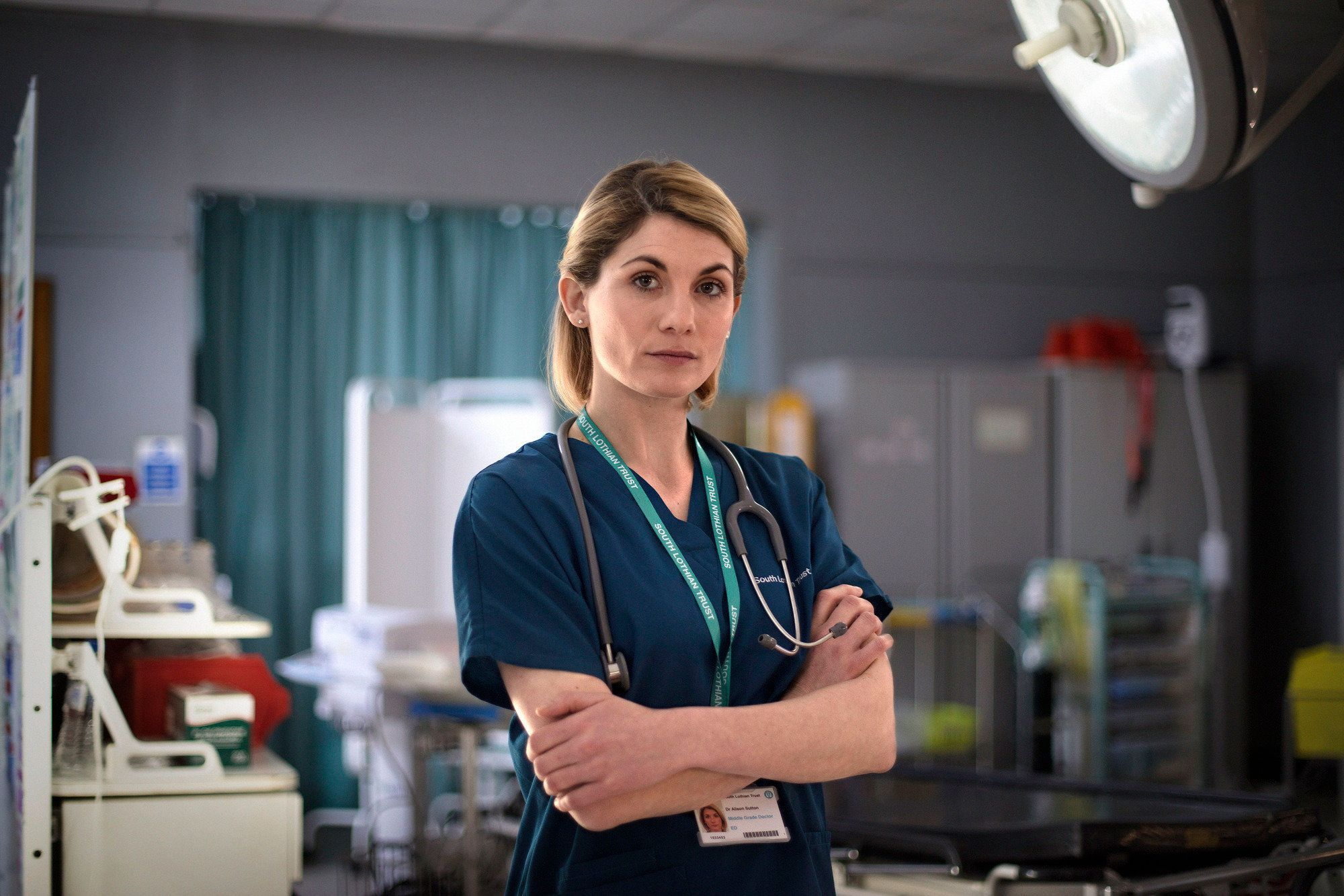 Here's The Lowdown On Jodie Whittaker's New BBC Drama 'Trust