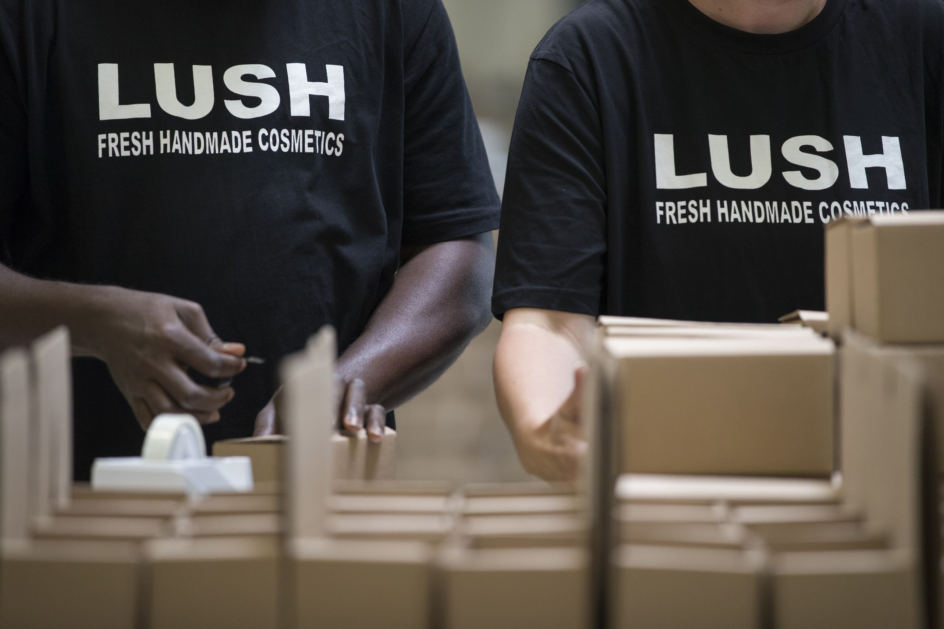 Happy Gift Giving: Lush Is Launching A Bath Bomb Subscription Service In The