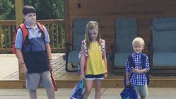Mom Posts First Day Of School Pic That Shows EXACTLY How She