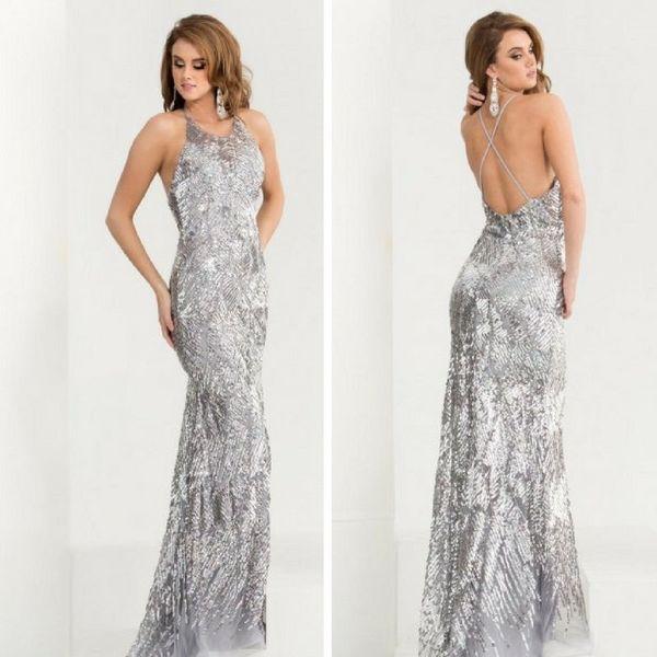 "Buy the <a href=""https://www.frenchnovelty.com/jasz-couture-5798-allover-beaded-evening-dress?gclid=EAIaIQobChMIouyGwvHH1QIVk"