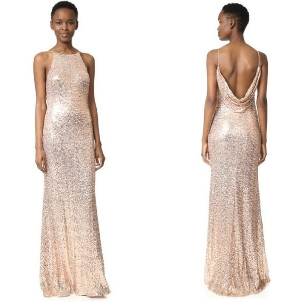"""Buy the<a href=""""https://www.shopbop.com/cowl-back-sequin-gown-badgley/vp/v=1/1573721562.htm?currencyCode=USD&extid="""