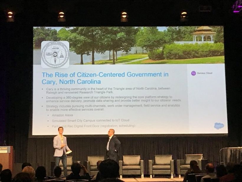 The rise of the citizen-centered government in Cary, NC -  Reid Serozi, Innovation and Analytics Manager