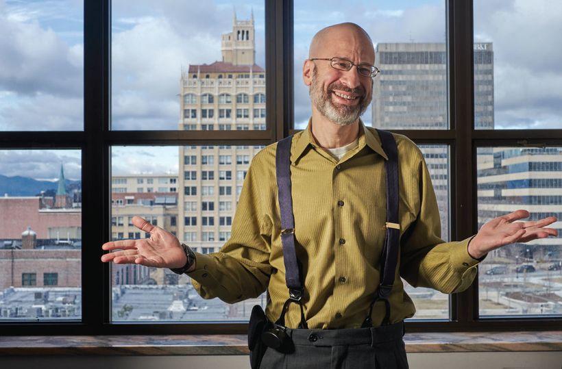 Jonathan Feldman, CIO of Asheville, North Carolina