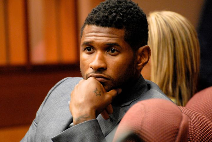 "Usher <a href=""http://people.com/music/usher-million-dollar-herpes-settlement/"" target=""_blank"">reportedly settled a sim"