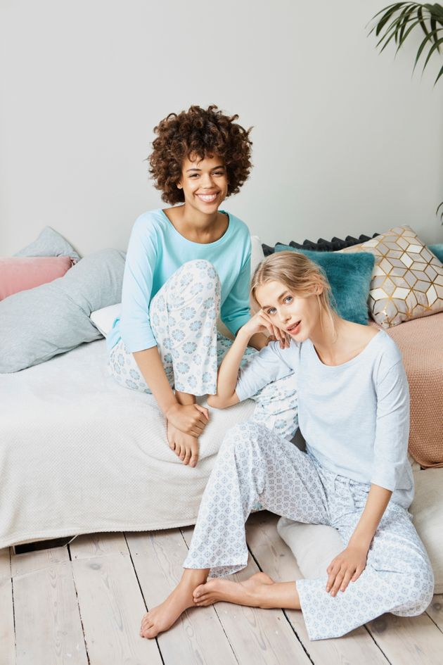 Primark's sustainable cotton pyjama
